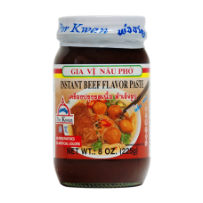 POR KWAN - Instant Beef Soup Paste 225g