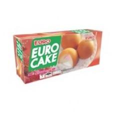 EURO CAKE - Strawberry 6x24g