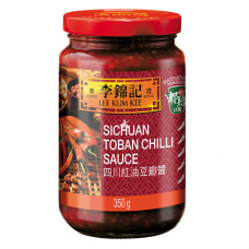 LEE KUM KEE - Sichuan Toban Chilli Sauce 350g