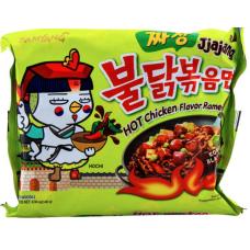 Samyang Ramen Hot Chicken Jjajang 130g