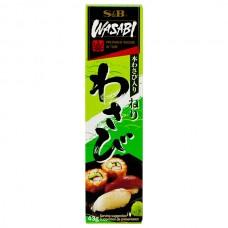 Wasabi Paste Tube 43g - S&B
