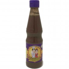 Papaya Salad Seasoning Fermented Fish Sauce (Purple) - Zab Inter