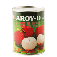 AROY D - Lychee In Syrup 565g