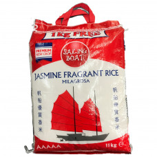 Sailing Boat - Jasmine Fragrant Rice 11kg