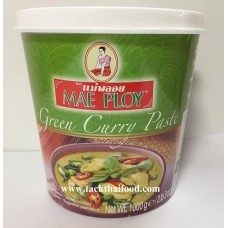 MAE PLOY Green Curry Paste 1kg