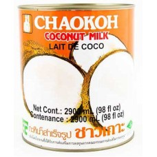 Coconut Milk 2900ml  - CHAOKOH