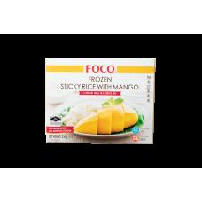FOCO - Sticky Rice With Mango 250g