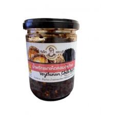JEA LEK - Chilli Paste With Shitake And Black Sesame 200g