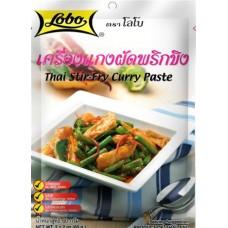 LOBO - Thai Stir-Fry Curry Paste 60g