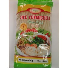 LONGDAN Rice Vermicelli 0.8mm 30x400g