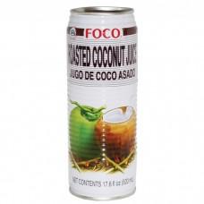 FOCO - Roasted Coconut Juice Drink 520ml