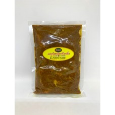 JINDA - HOT AND SPICY SOUTHERN CURRY PASTE (Thai Special) 500g