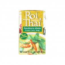 3 FOR £4 ROI THAI GREEN CURRY SOUP 250ML