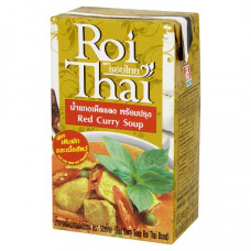 3 FOR £4 ROI THAI RED CURRY SOUP 250ML