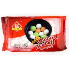 KG - Mini Rainbow Rice Ball 320g