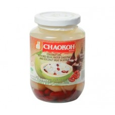 CHAOKOH - Coconut Gel And Redbean In Syrup 500g