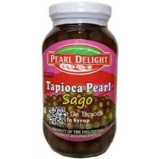 Pearl Delight - Tapioca Pearl In Syrup 340g