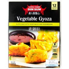 China Town - Vegetable Gyoza 240g