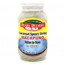 Pearl Delight - Macapuno Ball in Syrup 340g