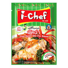 5 FOR £3 I-CHEF - Thai Spicy Stir Fry Sauce 50g