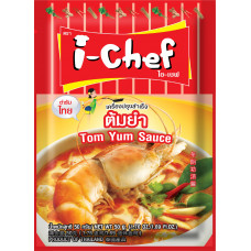 5 FOR £3 I-CHEF - Tom Yum Sauce 50g