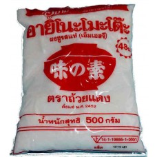 3 For £10 - Monosodium Glutamate 500g - AJINOMOTO