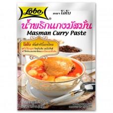 LOBO Masman Curry Paste 50g