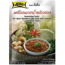 LOBO - Spicy Northern Thai Pork With Tomato (Nam Prik Ong) 50g