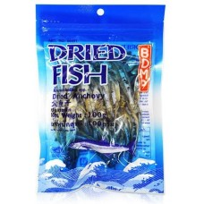 BDMP - Dried Salted Anchovy 100g