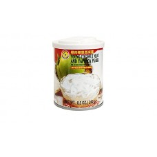 TAS - Coconut And Tapioca Peal In Coconut Milk 242g