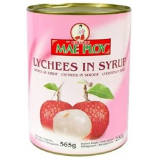 Mae Ploy - Lychees in Syrup 565g