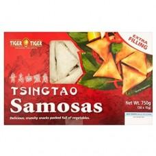 TSINGTAO SAMOSAS 50X15G - TIGER TIGER