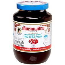 Thai Chilli Paste 513g - MAEPRANOM