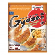 AJINOMOTO Chicken & Veg Gyoza Crispy Dough Rice Taste 600g