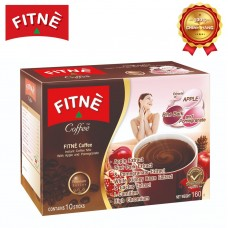 Fitne - Coffee With Apple And Pomegranate 10X16g Sachets