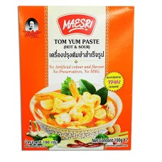 Tom Yum (Hot And Sour) Paste 100g - MAE SRI