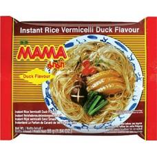 MAMA - Rice Vermicelli Duck Flavour (Pa Lo) 30X55g