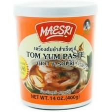 Tom Yum Paste 400g - MAE SRI