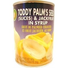 XO Toddy Palm Seed (Slices) & Jackfruit 565g