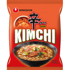 Nongshim - Kimchi Ramyun Noodle Soup 120g