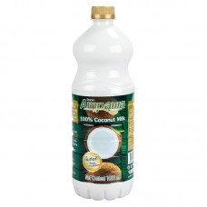 100% Coconut Milk 1000ml - Ampawa