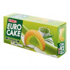 EURO CAKE - PANDAN CAKE 6x24g