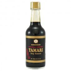 KIKKOMAN - TAMARI SOY SAUCE(SHOYU)250ML