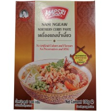 MAESRI Nam Ngeaw (Northern) Curry Paste 100g