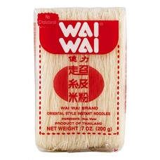 WAI WAI - Rice Vermicelli (Red Label) 200g