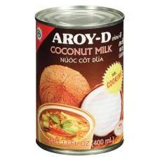 AROY-D - Coconut Milk Cooking 400ml