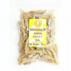 Asean Seas - Dried Anchovies(BP) 100g