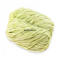 Fresh Egg Noodles - Green 500g