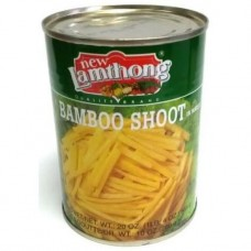Lamthong - Bamboo Shoot (Strips) In Water 565g