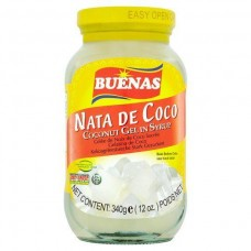 BUENAS NATA DE COCO COCONUT GEL 340G